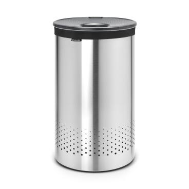 Brabantia Wäschebox, mit Kunststoffdeckel, 60 Liter
