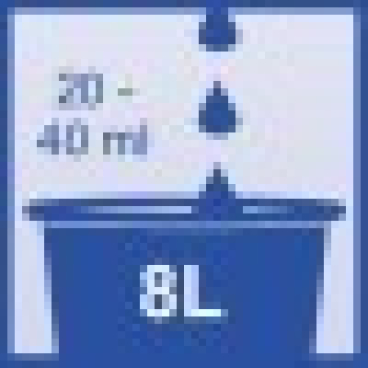 FALA Spirit blue 1000 ml - Flasche