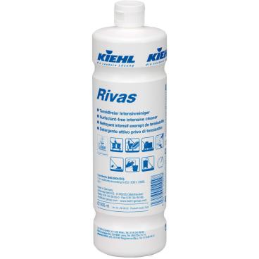 Kiehl Rivas Intensivreiniger 1000 ml - Flasche