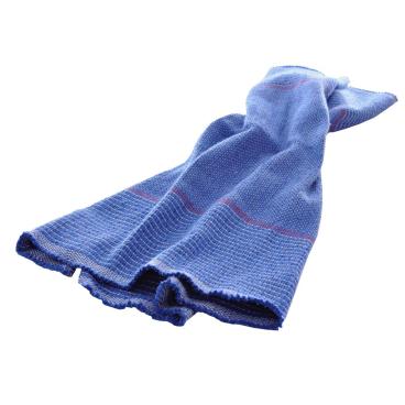 Aufnehmer, Baumwolle, blau