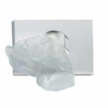 Hygienebeutel, Kunststoff 1 Karton = 50 Packungen à 30 Stück