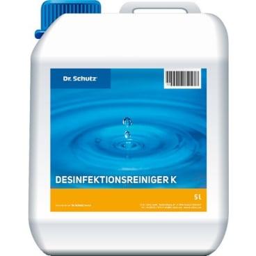 Dr. Schutz® Desinfektionsreiniger Konzentrat 5 l - Kanister