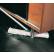 UNGER WunderWachser Bezug 40 cm Stiel und Bezug 40 cm, komplett