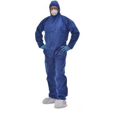 zetDress® Tritex Pro blau Overall Z 2