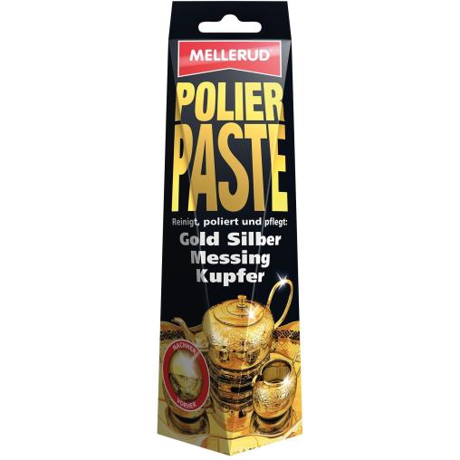 MELLERUD POLIERPASTE für Gold, Silber, Messing und Kupfer