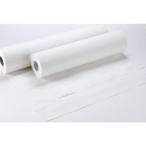 Abdeck- /Ärzterollen aus Zellstoffpapier