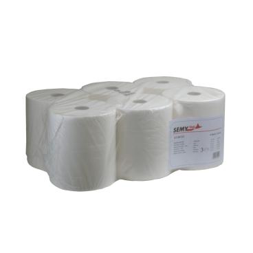 Handtuchrolle mit 4 er Spezialkern, Ø 19 cm