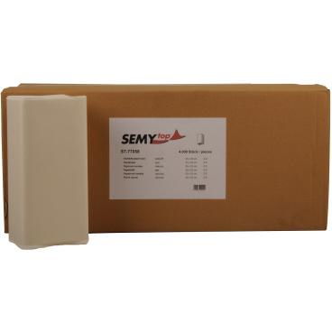 Papierhandtücher, Zellstoffpapier, 25 x 20,5 cm