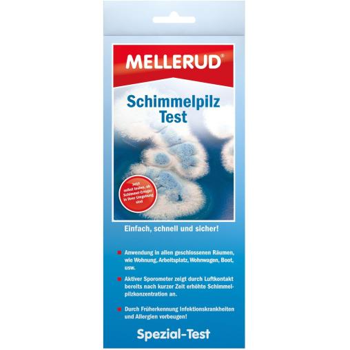 MELLERUD Schimmelpilz Test