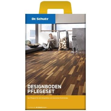Dr. Schutz® Designboden Pflegeset