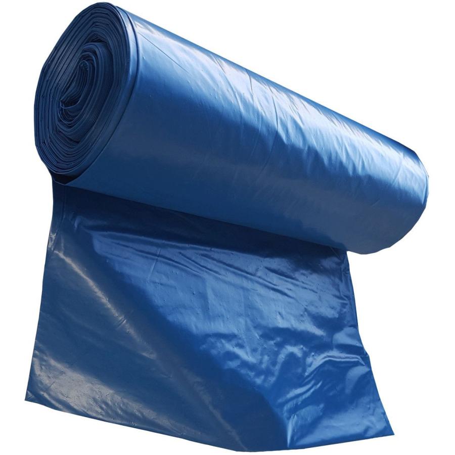 m lls cke 120 liter blau typ 80 1 rolle 25 st ck blau online kaufen. Black Bedroom Furniture Sets. Home Design Ideas