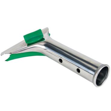 UNGER UniTec™ Wischergriff, Metall passt auf UNGER Teleskopstange