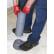 UNGER Ergo Bürstenhalter Der Behälter isoliert Verunreinigungen