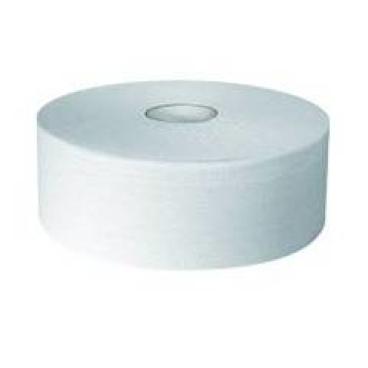 Jumbo-Toilettenpapier, Tissue, 2-lagig, weiß