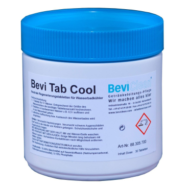 Bevi Tab Cool Neutrale Regenerierungstabletten