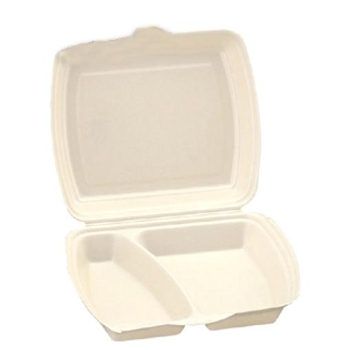 Menüklappbox 2-teilig