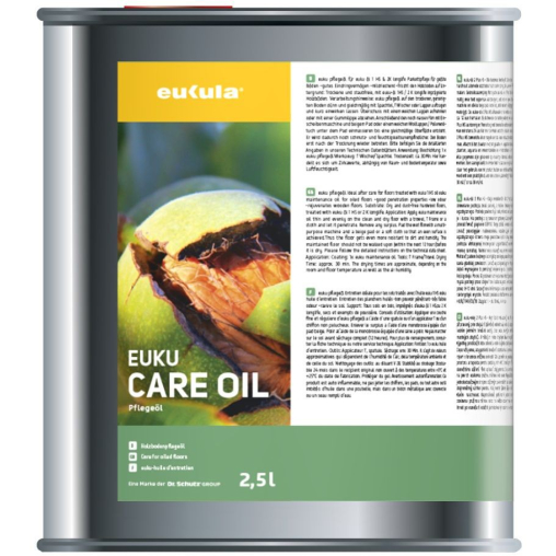 eukula® euku Pflegeöl / Care oil