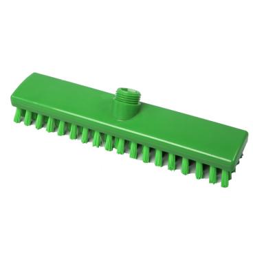 Hygiene-Schrubber, 300 x 60 mm Besatzfarbe/-höhe: grün, 25 mm