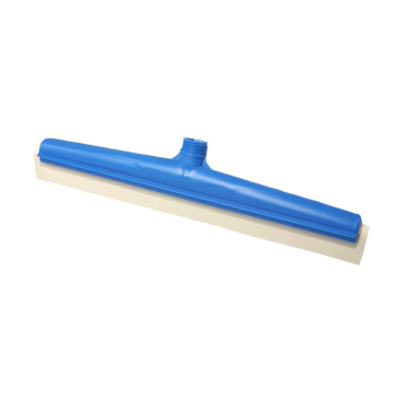 Kunststoffwasserschieber, 400 mm Farbe: blau