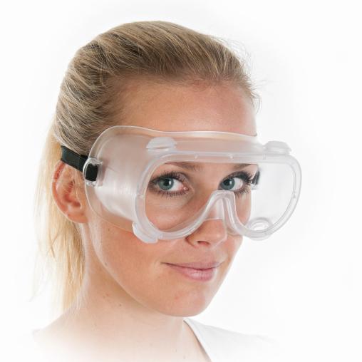 HYGOSTAR® Comfort Vollsichtschutzbrille
