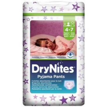 Huggies DryNites für Mädchen