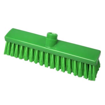 Hygiene-Besen, 280 x 50 mm Besatzfarbe/-höhe: grün, 55 mm