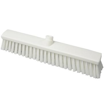 Hygiene-Großraumbesen, 400 x 50 mm Besatzfarbe/-höhe: weiß, 55 mm