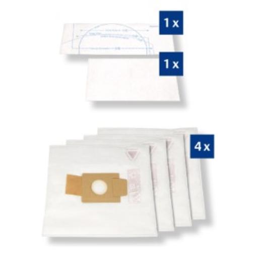 EIO Mehrlagen-Staubbeutel Set Nr. 26