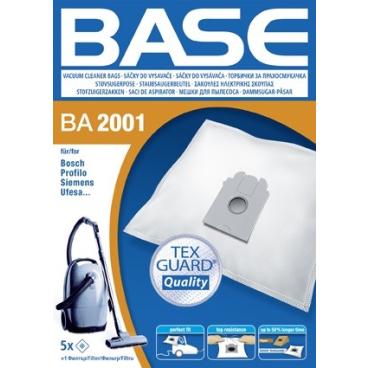 BASE Staubsaugerbeutel BA 2001