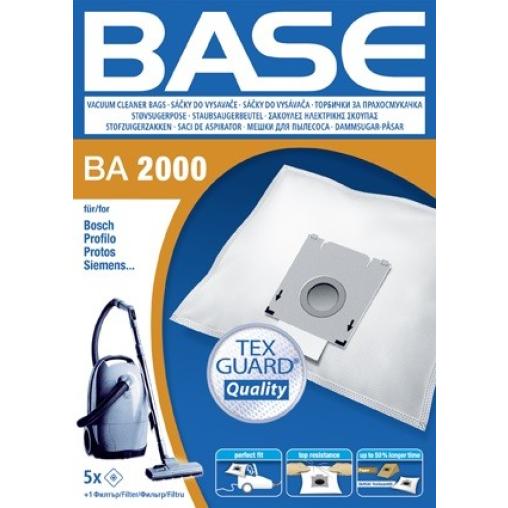 BASE Staubsaugerbeutel BA 2000