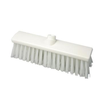 Hygiene-Besen, 300 x 60 mm Besatzfarbe/-höhe: weiß, 65 mm