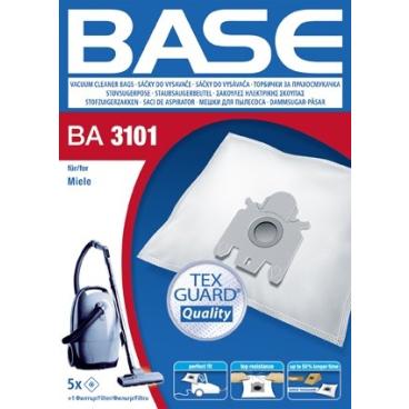 BASE Staubsaugerbeutel BA 3101