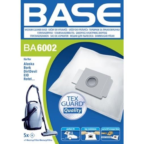 BASE Staubsaugerbeutel BA 6002