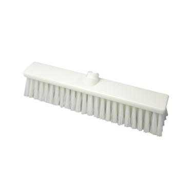 Hygiene-Großraumbesen, 400 x 60 mm Besatzfarbe/-höhe: weiß, 65 mm