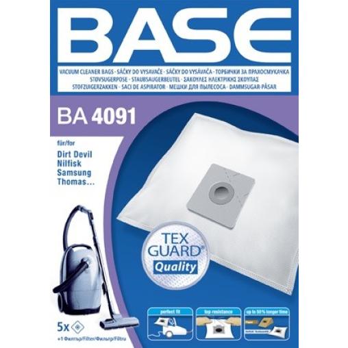 BASE Staubsaugerbeutel BA 4091