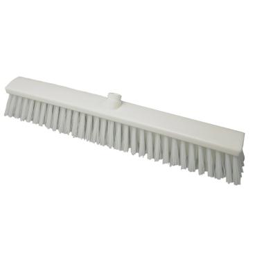 Hygiene-Großraumbesen, 600 x 60 mm Besatzfarbe/-höhe: weiß, 65 mm