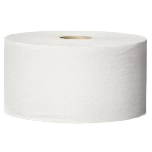 Tork Mini Jumbo Toilettenpapier T2 Advanced, 2-lagig, weiß