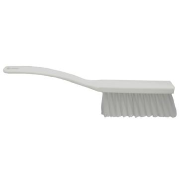 Hygiene-Handfeger, 340 x 35 mm Besatzhöhe/-farbe: weiß, 50 mm