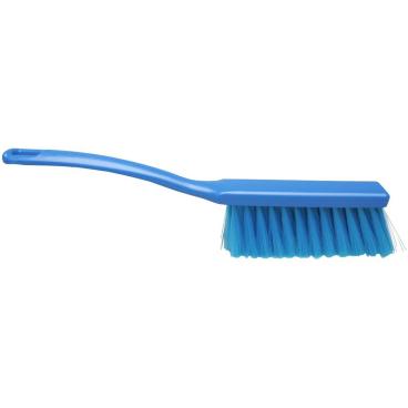 Hygiene-Handfeger, 340 x 35 mm Besatzhöhe/-farbe: blau, 50 mm