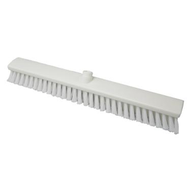 Hygiene-Großraumbesen, 600 x 60 mm Besatzfarbe/-höhe: weiß, 55 mm