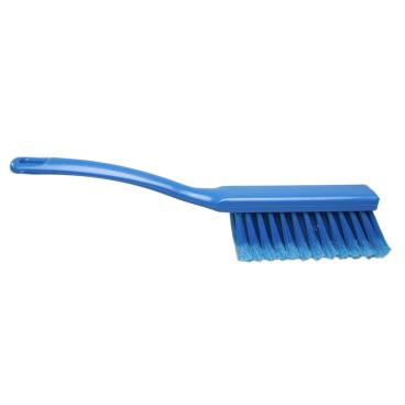 Hygiene-Handfeger, 340 x 35 mm Besatzhöhe/-farbe: blau, 45 mm