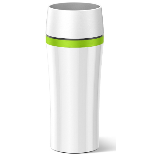 EMSA Travel Mug Fun Isolierbecher mit Quick Press Verschluss