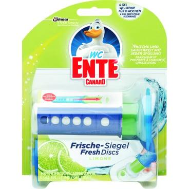 WC-Ente Frische-Siegel 5 in 1 WC-Reiniger