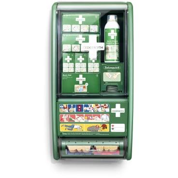 Cederroth First Aid Station Erste-Hilfe-Station