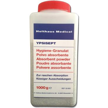 Hygiene-Granulat, Kompostierbar