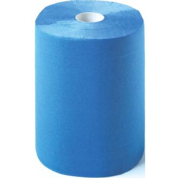 zetPutz Multiclean® plus Putztuchrolle, 2-lagig, blau