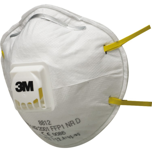 3M Atemschutzmaske 8812, FFP1