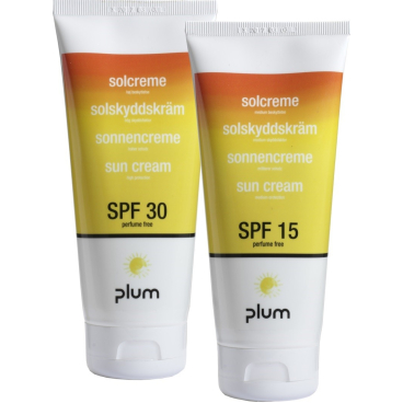 Plum Sun Cream Sonnencreme
