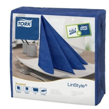 Tork LinStyle ® Dinnerservietten, 39 x 39 cm