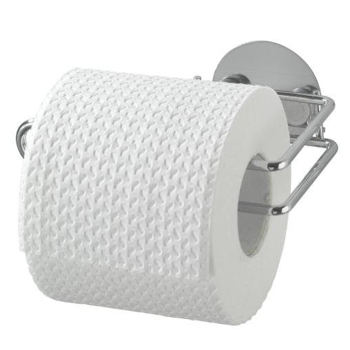 WENKO Turbo-Loc Toilettenpapierhalter